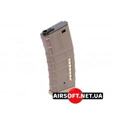 Механічний магазин M4/M16 130 куль  BATTLEAXE DE