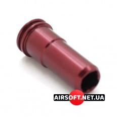 Нозл M4 21.4 мм 2 кольца Rocket алюминий