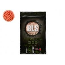 Кульки BLS 0,25г трасер червоні 1кг